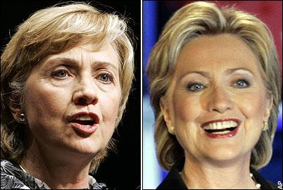 Hillary botox